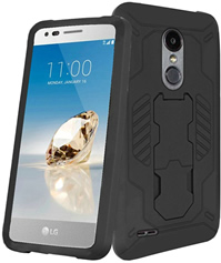 LG Tribute Empire/Dynasty Premium Kickstand Case