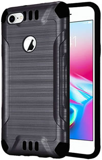 iPhone 7,8 Brushed Armor Case